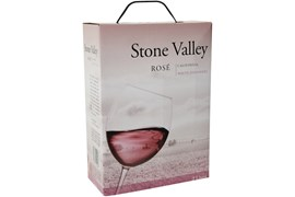 Stone Valley White Zinfandel BIB