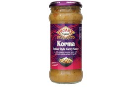 Cooking Sauce Korma