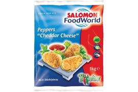 Peppers Cheddar Cheese