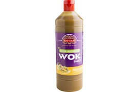 Woksaus Mild Curry