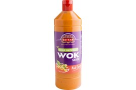 Wok red curry sauce