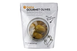 Gourmet Olives Green