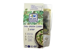 3-Step Curry Green