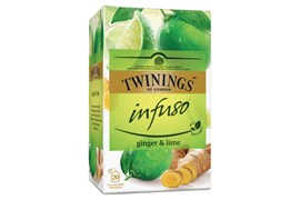 Infuso Ginger&Lime