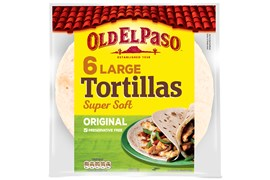 6 Tortillas Original Large