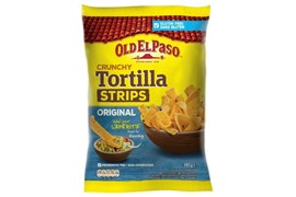 Crunchy Tortilla Strips Salted