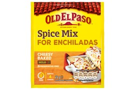Spice Mix Enchilada