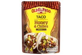 Taco Cooking Sauce Honey Chili