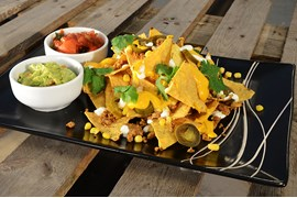 Tex-Mex Tortillla strips/chips med