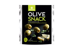 Olive Snack Lemon Oregano
