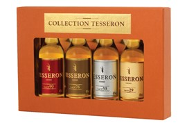 Cognac Tesseron XO Collection set (4 x 5cl) (Utgår når beh. er tom)