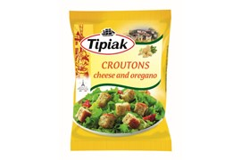 Croutons Cheese and Oregano