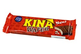Rød Wafer
