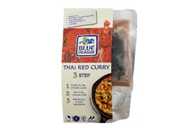 3-Step Curry Red