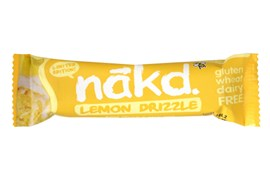 Lemon Nut Bar