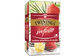 Infuso Rooibos&Strawberry Vanilla