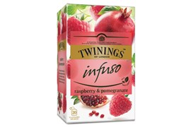 Infuso Raspberry&Pomegranate