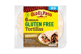 6 Tortilla Medium Glutenfri