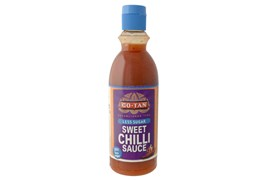 Sweet Chilli Sauce Less Sugar