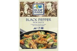Woksaus Black Pepper