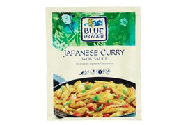 Japanese Curry Wok