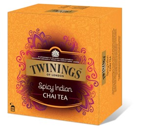 Spicy Indian Chai