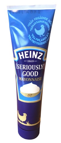 Mayonnaise Tube