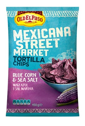 Mexicana Blue Corn Chips