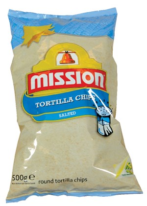 Tortillachips Triangle