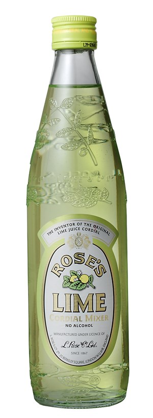 Roses Lime Cordial Mixer