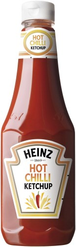 Hot Chili Ketchup