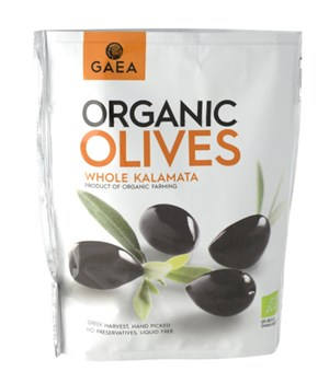 Organic Olives Pitted Kalamata