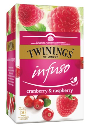 Infuso Cranberry&Raspberry