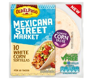 Mexicana White Corn Tortilla
