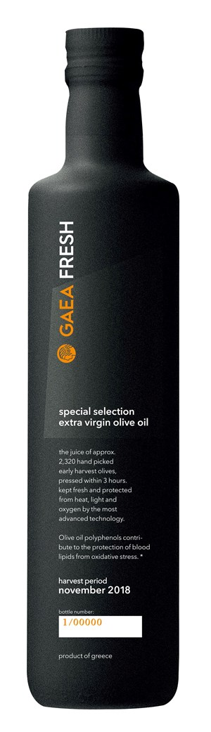 Fresh Extra Virgin Olive Oil