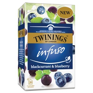 Infuso Blackcurrant&Blueberry