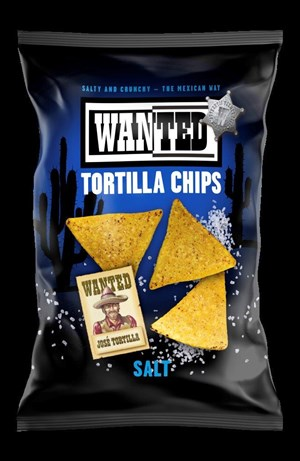 Tortillachips Salt