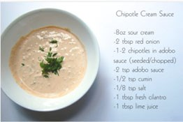 Chipotle Cream