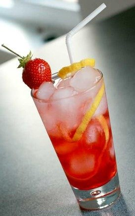 STRAWBERRY COLLINS