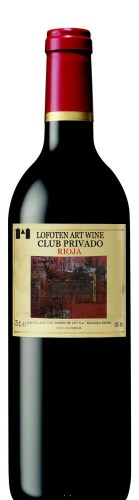 Baron de Ley Club Privado Lofoten Art Wine